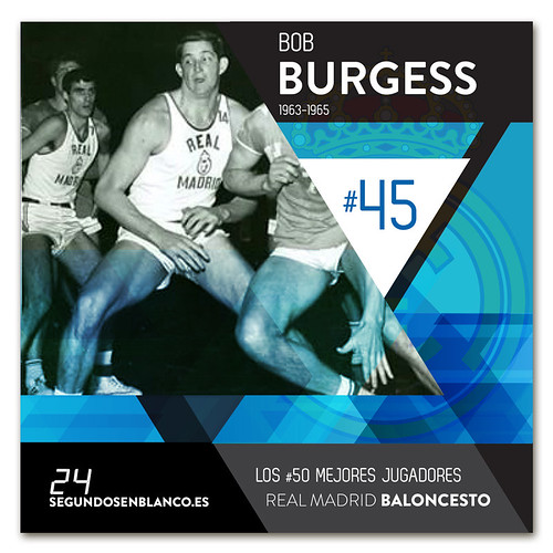 #45 BOB BURGESS