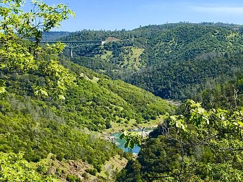 parksidepeak peakministry hike robiepoint auburnca spring amercanriver foresthillbridge