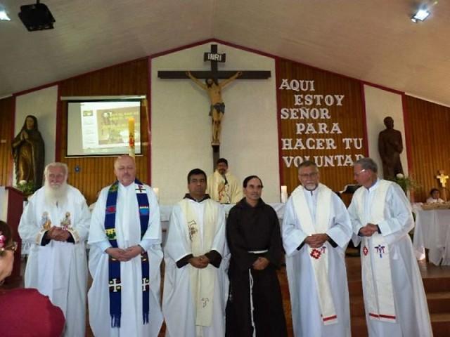 Entrega Parroquia San Leopoldo Mandic