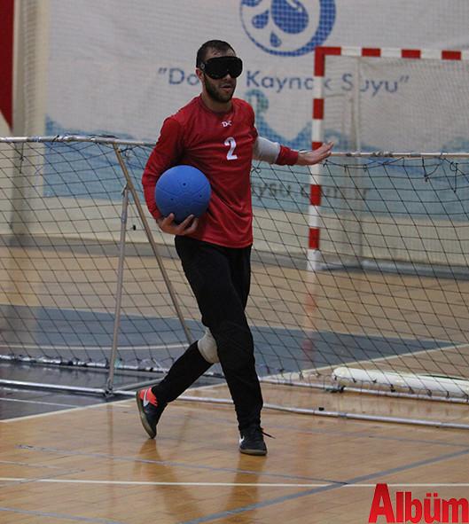 1. ve 2. Lig 1. Devre Erkekler Goalball Türkiye Şampiyonası sona erdi. -3
