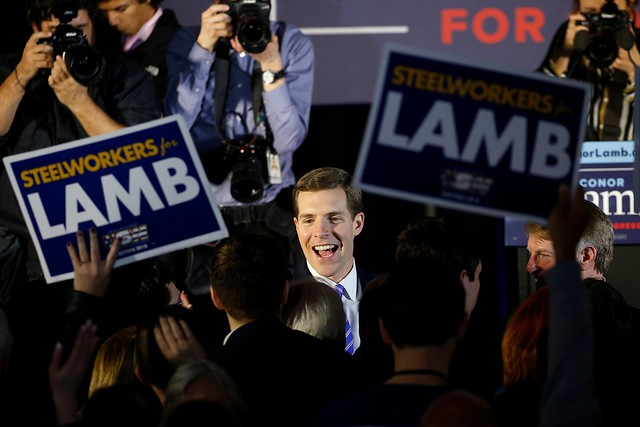 Conor Lamb Wins Pennsylvania House Seat, Giving Democrats a Map for Trump Country