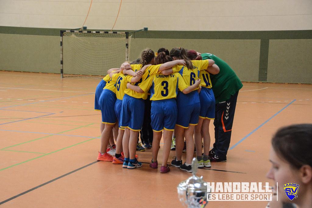 20180317 Laager SV 03 Handball wJD - Bezirkspokal BHV Nord (175)