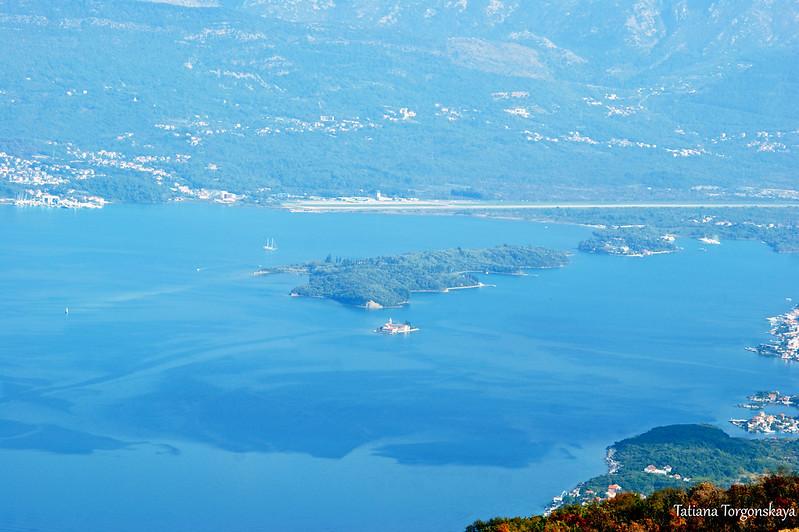 Острова возле Тивата