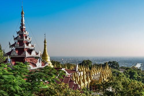 Mandalay Hill Monastery