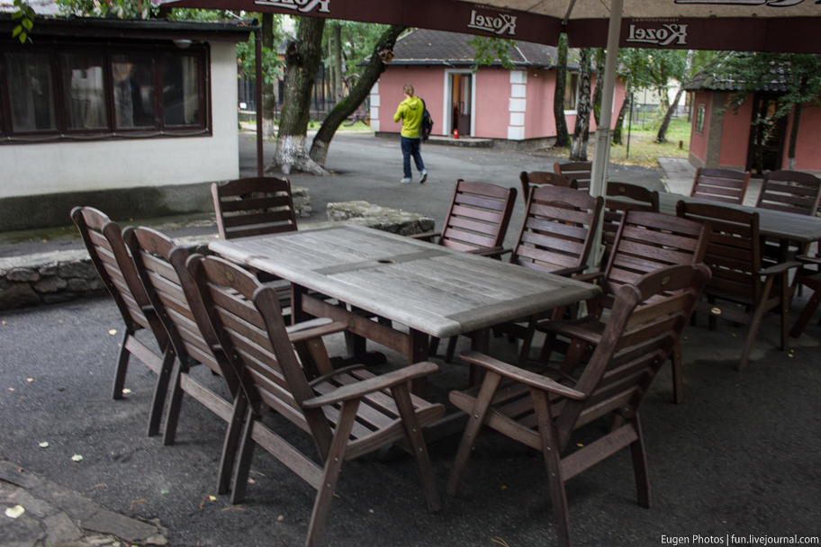Край-рай: столик