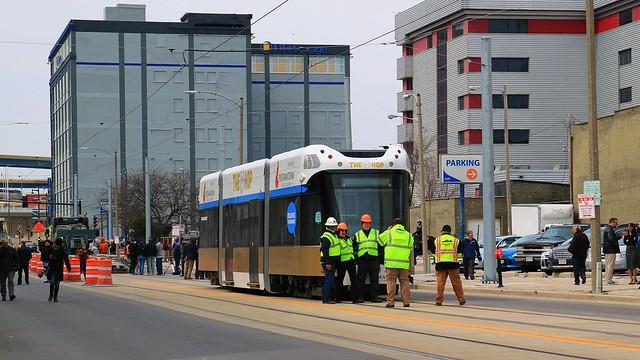 Celebrating Wisconsin's First 21st Century Transit System!