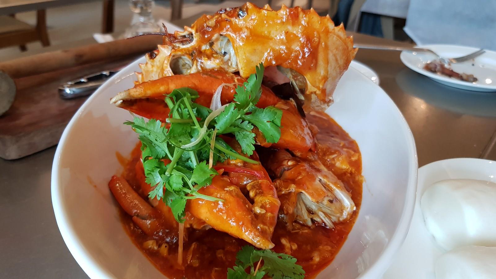 2. chilli crab