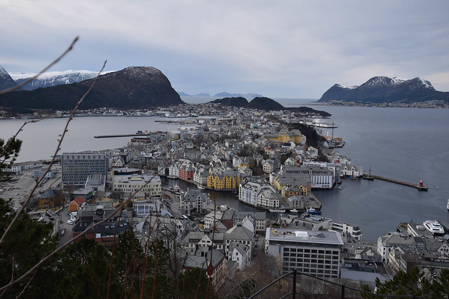 Hurtigruten März 2018