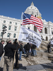 Second Amendment Rally Against Gun Control
