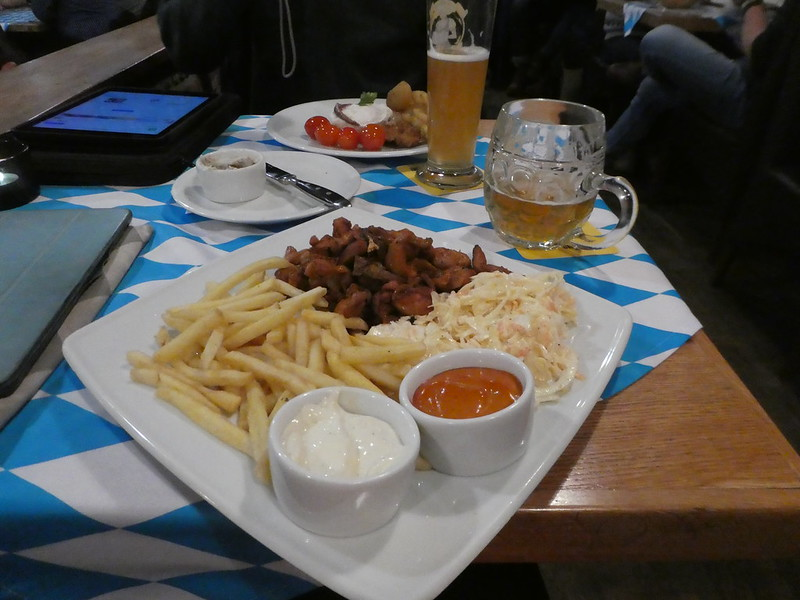 Bierhalle, Wroclaw