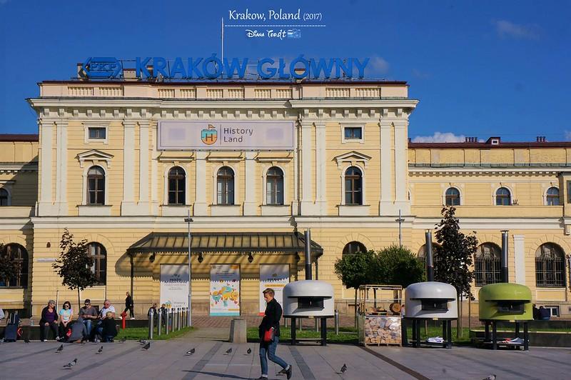 2017 Europe Krakow Glowny