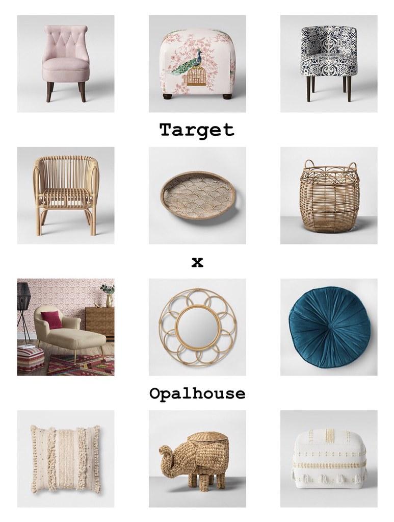 Target x Opalhouse