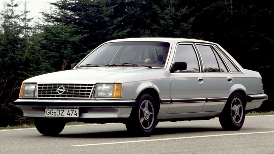 Opel-Senator 1978-