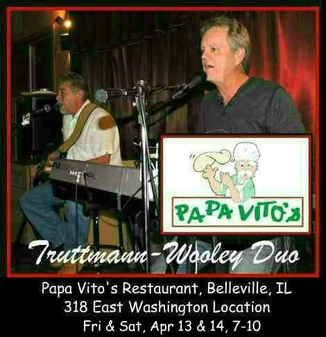 Truttmann-Wooley Duo 4-13, 4-14-18