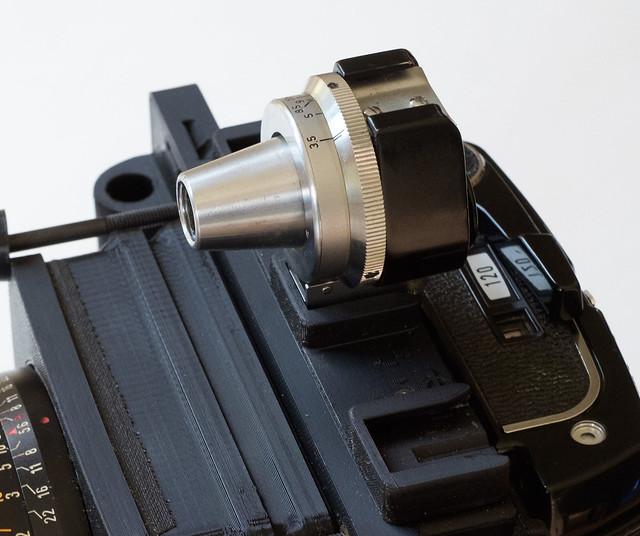 Leica VIOOH viewfinder, Fujifilm X-E2, XF35mmF1.4 R