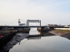 Tidal Surge Barrier River Hull, Hull Yorkshire