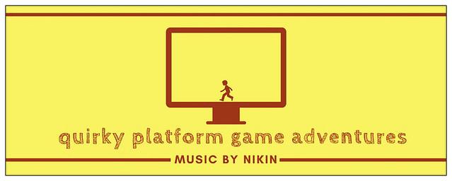 Quirky Platform GameAdventures