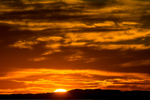 Dawn in Karratha
