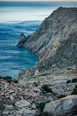 Ikaria - South coast between Trapalou and Manganitis