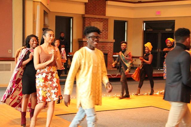 Rafiki Wa Afrika Onyesha Fashion Show