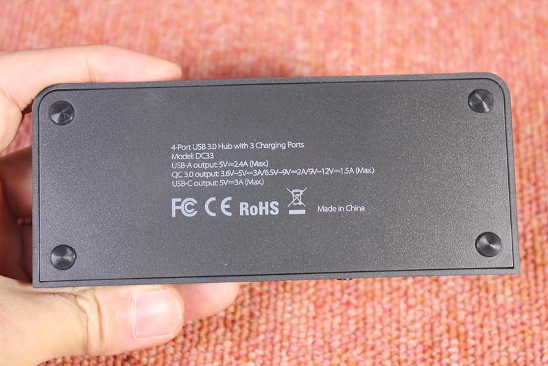 dodocool 7ポート USBハブ 開封レビュー (19)