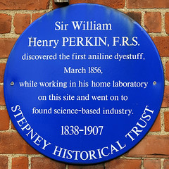 Perkins Plaque
