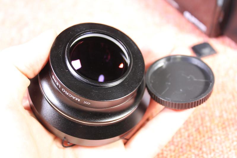 TOMTOP Andoer 4K ビデオカメラ 開封レビュー (78)