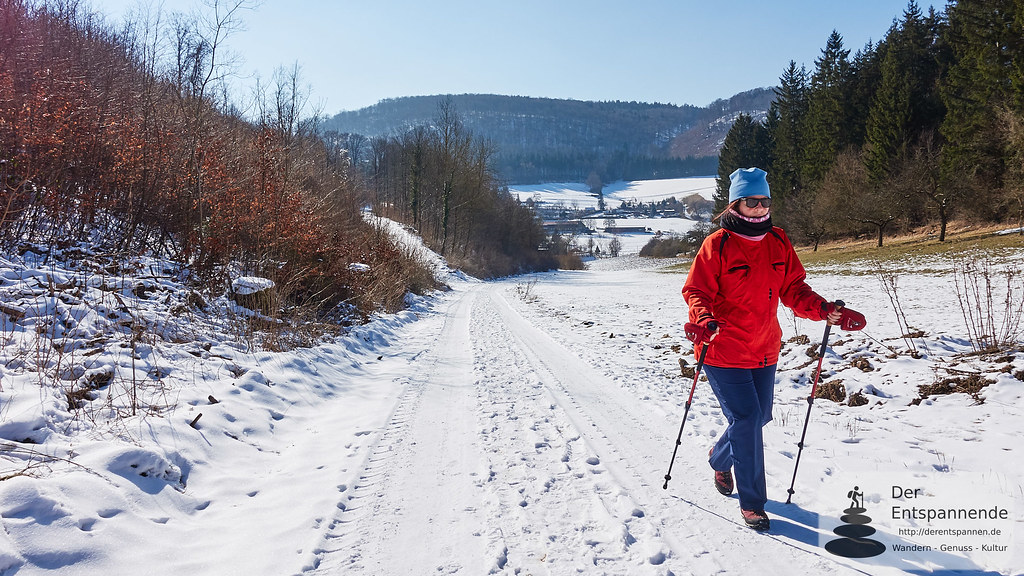 Wandern Schwäbische Alb: Bei Oberkochen