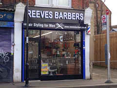 Picture of Reeves Barbers, 109b Church Street