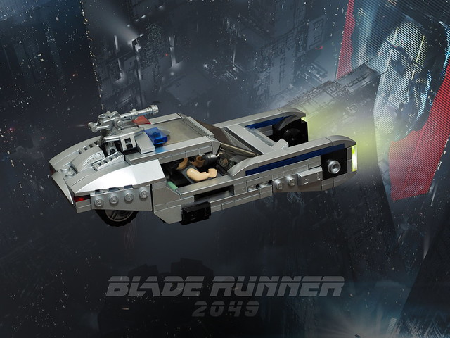 Blade Runner Police Spinner