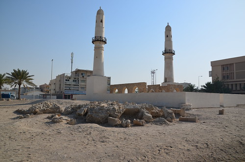 Al Khamis mosque ruin