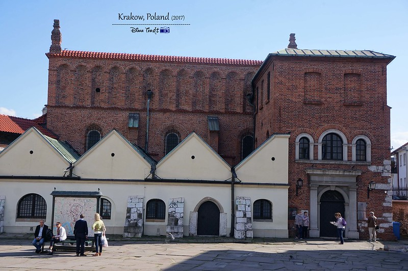 2017 Europe Krakow 06-1 Krakow Kazimierz The Former Jewish District