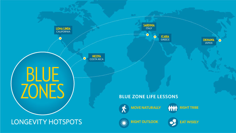 [Blue Zones commonalities]