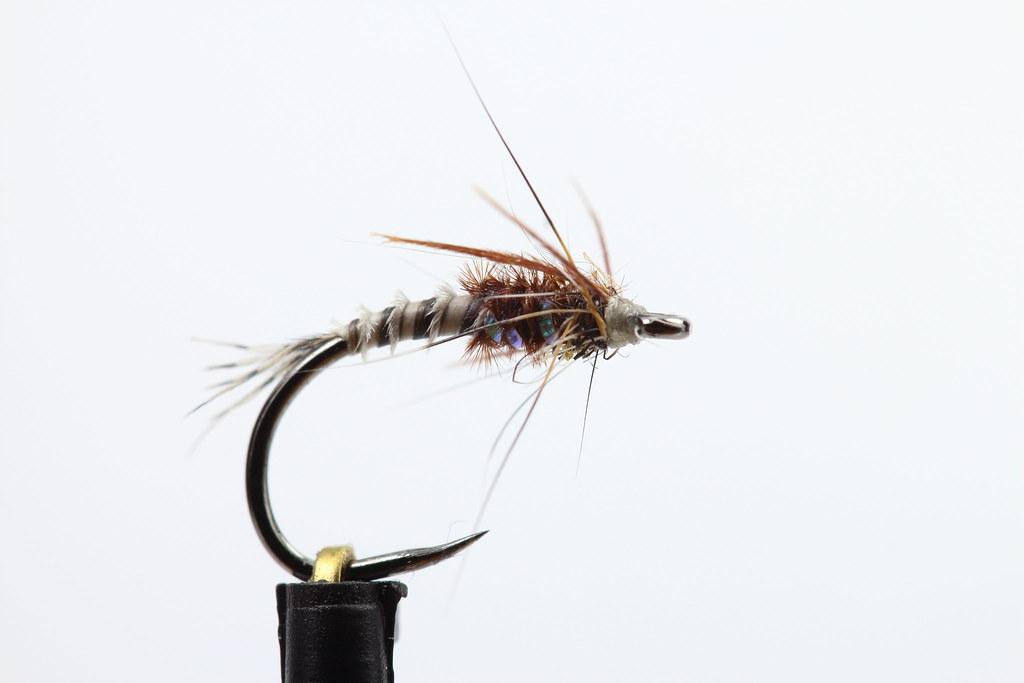 Dave Wiltshire's Baetis nymph