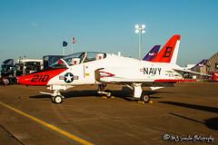 163610 USN | McDonnell Douglas T-45A Goshawk | Millington Regional Jetport