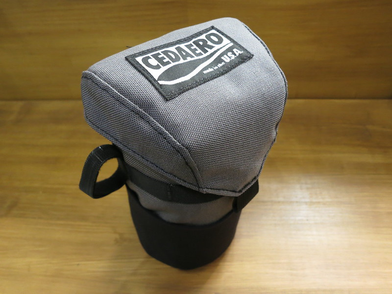 CEDAERO Devil's Kettle Pack Grey
