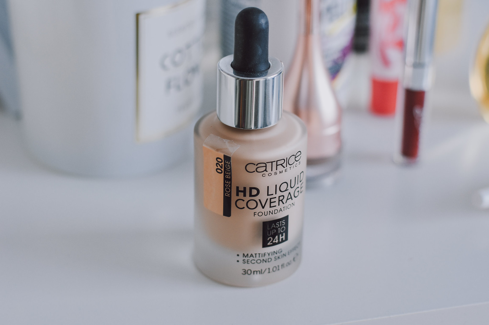Catrice HD Liquid Coverage fundation review