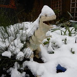 goofy dinosaur