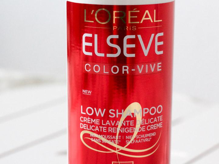 L'Oréal Elseve Color-Vive Low Shampoo