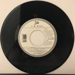 J.LO:I'M REAL(RECORD SIDE-A)