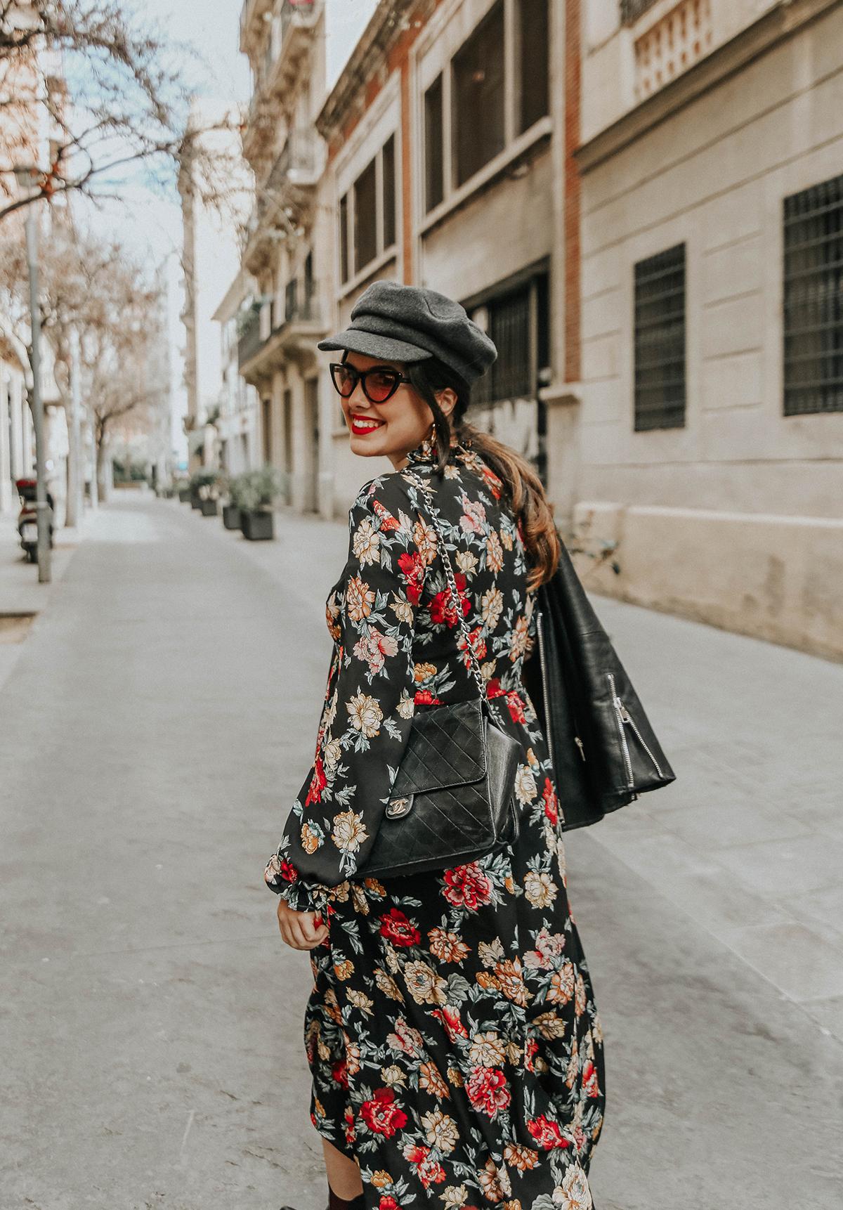vestido-flores-midi-zara-botines-amazon-find-streetstyle2