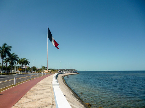 Campeche waterfront