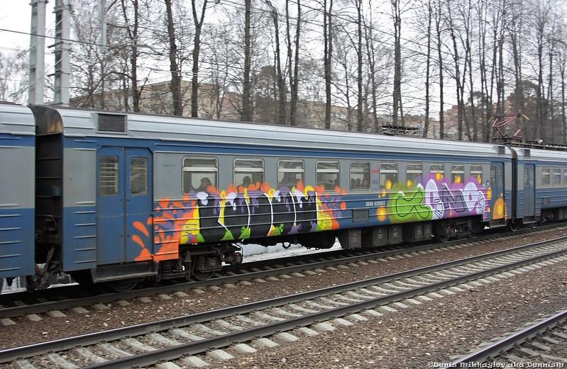 Электропоезд ЭД4М-0299