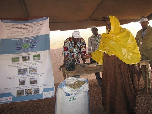Feed the Future Mali Livestock Technology Scaling Open Day Fair