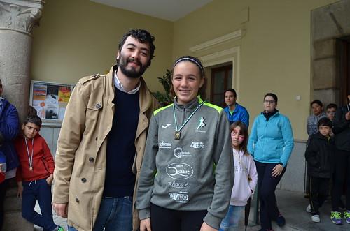 I Carrera Solidaria AMPA del colegio Conquistadores