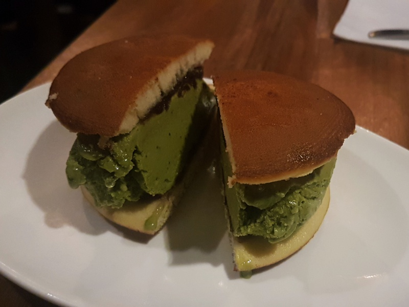 Zakkushi dessert