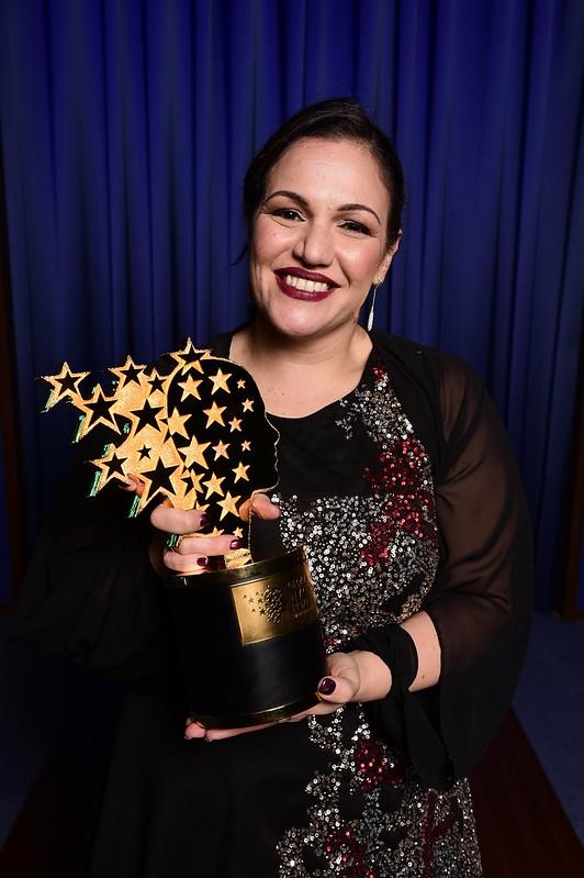 Global Teacher Prize 2018 Winner Andria Zafirakou