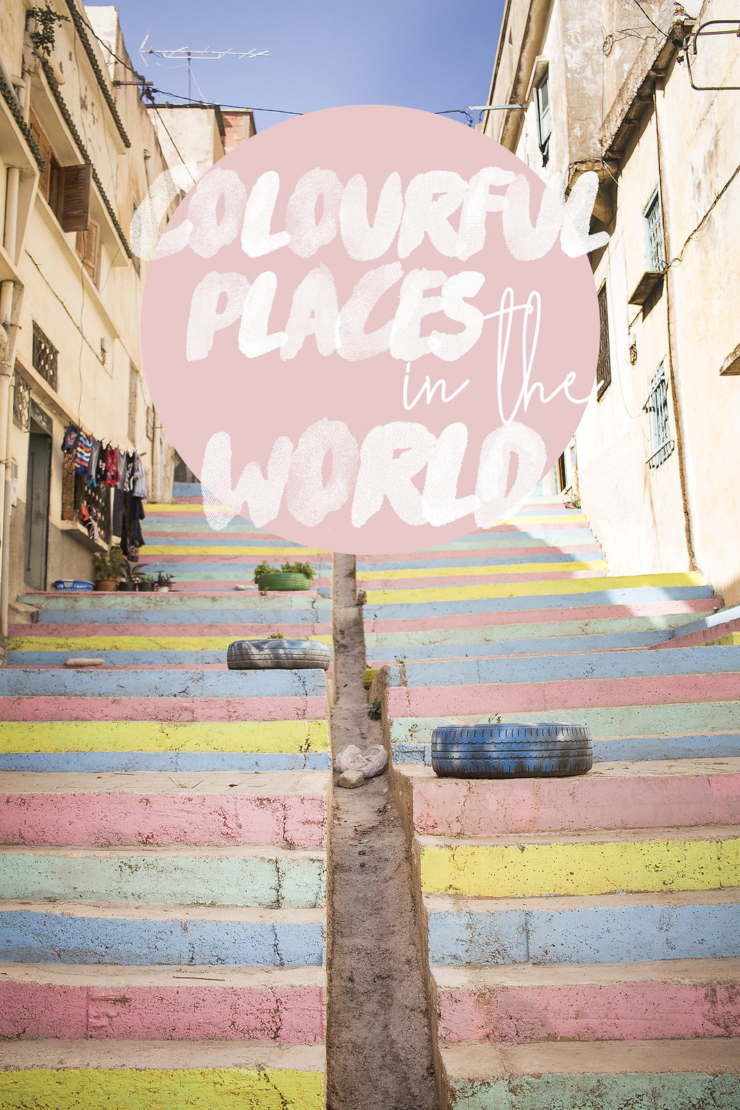 Colourful Places in the World