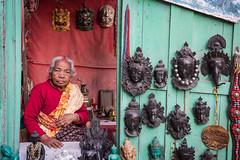 Street of Bhaktapur