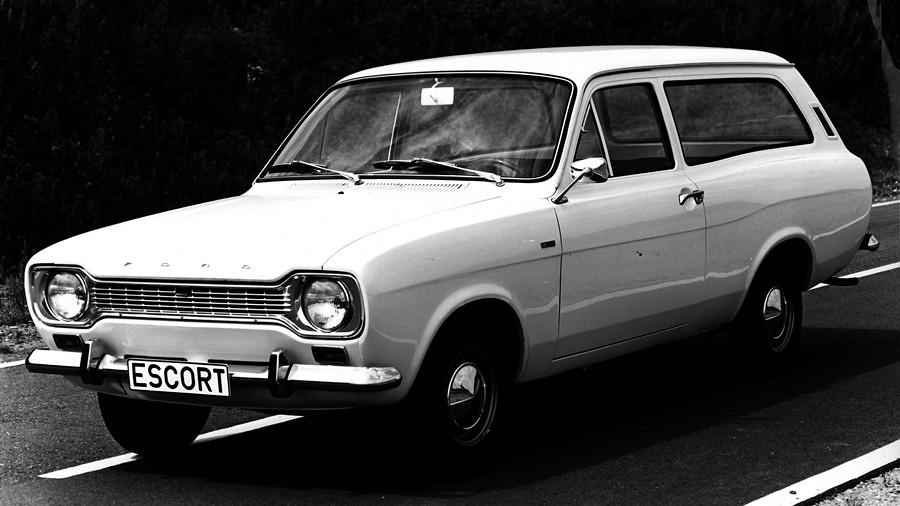 Ford Escort I Turnier, 1968
